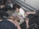 Asian Groped In The Elevator
