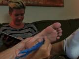 Heather's Perfect Feet
