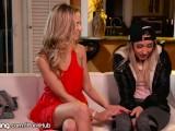 WebYoung Timid Teen Lesbian Scissors