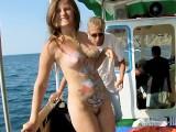 Teen Nudist Party