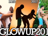 3 Years Fucking Around The World – Compilation #GlowUp2018