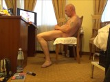Horny Pervert Grandpa Wank Over Own And Favorite Porn And Exhibit Himself..