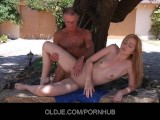 Old Therapist Gets Banged By His Teen Spoiled Pacient