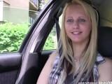 Bitch STOP – Blonde Teen Katerina Fucked Outdoor