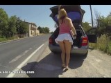 Flashing And Naughty In Public