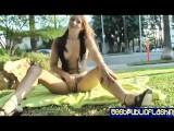 Elizabeth D. – Nude In Public Flashing Hottie Pt2