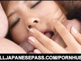 Sweet Japanese Teen Ai Yumemi Has Her Pussy Toyed