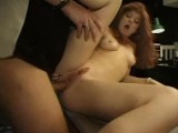 Carrot Top Teen Anal Nailed