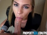 PropertySex – Wicked Fine Real Estate Agent Bones Her New Sugar Daddy