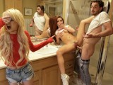 Bratty Sis – Caught Her Girl Crush Giving It To Her Step Brother S10:E5