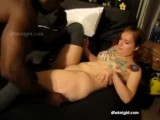 Amber Blank Messy Double Creampie