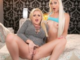 GirlGirl – My Stepmom Shows Me How To Squirt Morgan Rain & Katy Jayne