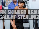 ShopLyfter – Pretty Black Teen Caught Stealing Has To Fuck Security