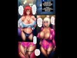 Dick Girls Life Doujin Comic Feat (Miss Nia Sax And Jaxon Flintlock VA)