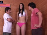 JAV Asian Tall 180cm Volleyball Teen Player First Gang Bang Uncensored