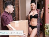 NuruMassage India Summer Rewards The Teen Neighbor With A Dirty Body Massage For His Help