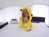 Playful Pickachu Knows What To Show You